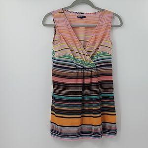 Gap maternity striped tank top blouse. Size xs